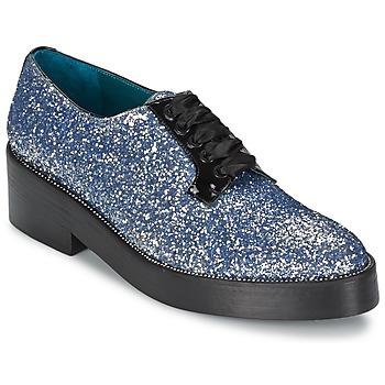 Παπούτσια Γυναίκα Derby Sonia Rykiel 676318 Μπλέ / Argenté
