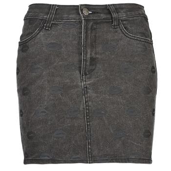 Υφασμάτινα Γυναίκα Φούστες American Retro HELENE Grey