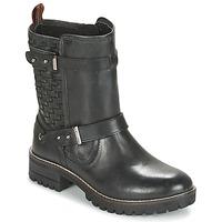 Παπούτσια Γυναίκα Μπότες Pepe jeans HELEN Black