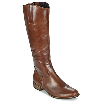 Παπούτσια Γυναίκα Μπότες για την πόλη Gabor PARLONI COGNAC