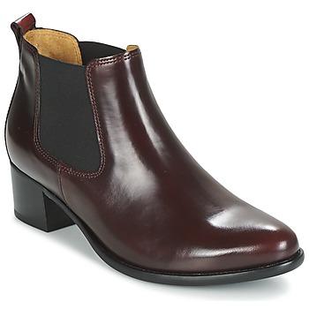 Παπούτσια Γυναίκα Μποτίνια Gabor AURICH Bordeaux