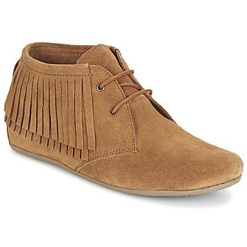Παπούτσια Γυναίκα Μπότες Maruti MIMOSA CAMEL