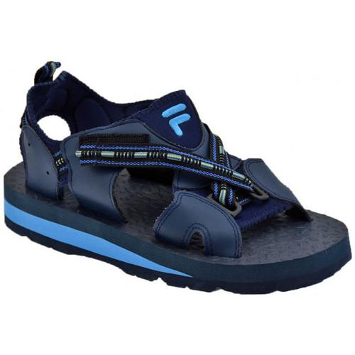 Παπούτσια Άνδρας Σανδάλια / Πέδιλα Fila  Μπλέ