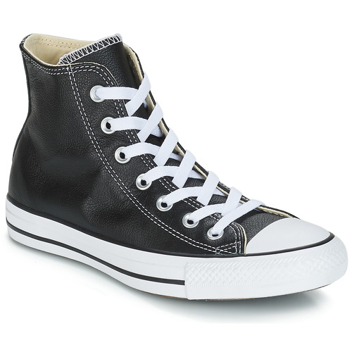 Sneakers Converse Chuck Taylor All Star CORE LEATHER HI Black 350x350