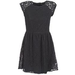 Υφασμάτινα Γυναίκα Κοντά Φορέματα Best Mountain VISCAL Black