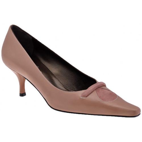 Παπούτσια Γυναίκα Γόβες New Line  Ροζ