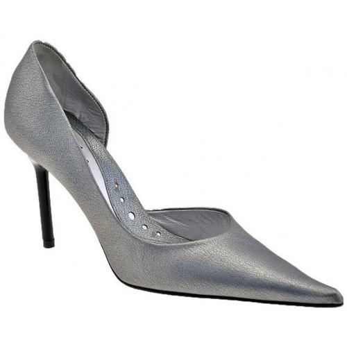 Παπούτσια Γυναίκα Γόβες New Line  Silver