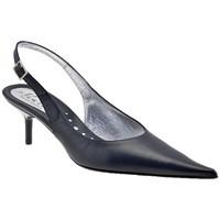 Παπούτσια Γυναίκα Γόβες New Line  Μπλέ