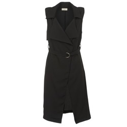 Υφασμάτινα Γυναίκα Κοντά Φορέματα Betty London EMITOLDI Black