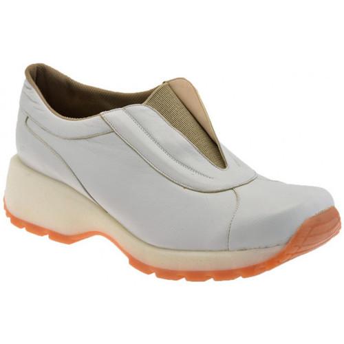 Παπούτσια Γυναίκα Slip on Bocci 1926  Άσπρο