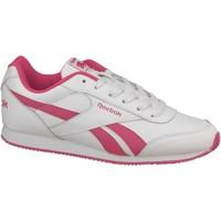 Παπούτσια Γυναίκα Χαμηλά Sneakers Reebok Sport Royal CL Jogger 2 Blanc