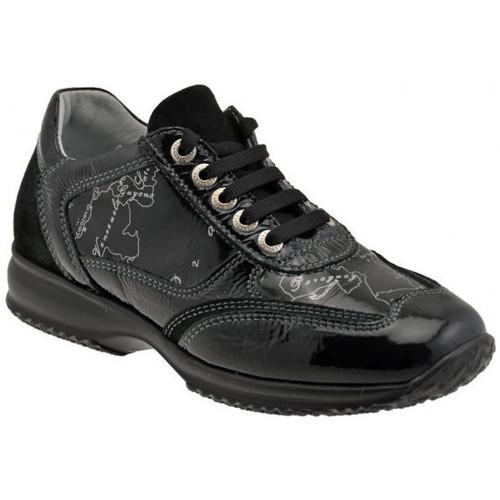 Παπούτσια Παιδί Χαμηλά Sneakers Alviero Martini  Black