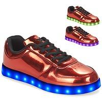 Παπούτσια Γυναίκα Χαμηλά Sneakers Wize & Ope POP Red