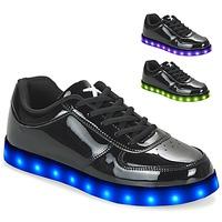 Παπούτσια Γυναίκα Χαμηλά Sneakers Wize & Ope POP Black