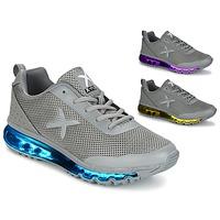 Παπούτσια Άνδρας Χαμηλά Sneakers Wize & Ope X-RUN Grey