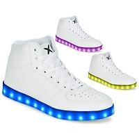 Παπούτσια Άνδρας Ψηλά Sneakers Wize & Ope THE HI TOP άσπρο