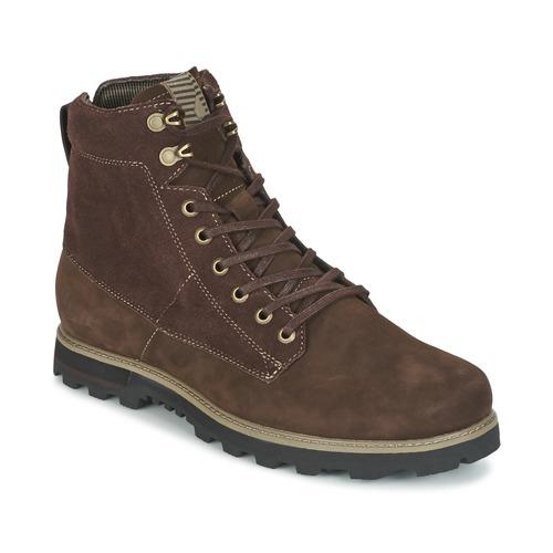 Παπούτσια Άνδρας Μπότες Volcom SMITHINGTON BOOT Brown