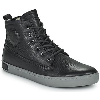 Παπούτσια Άνδρας Ψηλά Sneakers Blackstone JIVIDETTE Black