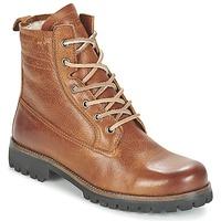 Παπούτσια Γυναίκα Μπότες Blackstone MAZINE Brown
