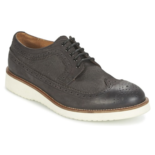 Παπούτσια Άνδρας Derby Selected SHHRUD BROGUE SHOE Grey