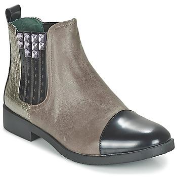 Παπούτσια Γυναίκα Μπότες Café Noir BARBERINE Taupe