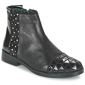 Παπούτσια Γυναίκα Μπότες Café Noir BARTHY Black