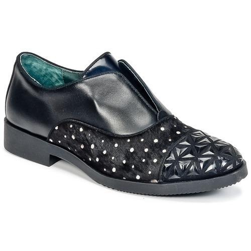 Παπούτσια Γυναίκα Derby Café Noir BASILE Black