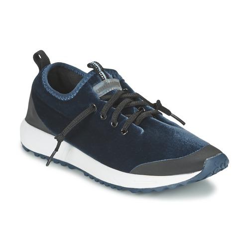 Παπούτσια Γυναίκα Χαμηλά Sneakers Coolway TAHALIFIT μπλέ