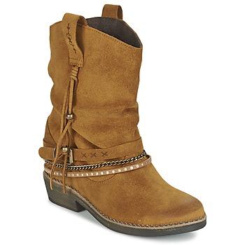Παπούτσια Γυναίκα Μπότες Coolway BIRK Brown