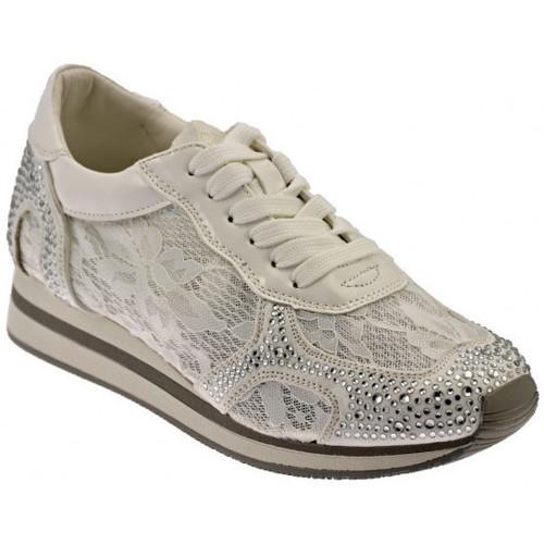 Παπούτσια Γυναίκα Χαμηλά Sneakers Gold&gold