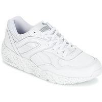 Παπούτσια Άνδρας Χαμηλά Sneakers Puma R698 SPECKLE άσπρο / Argenté
