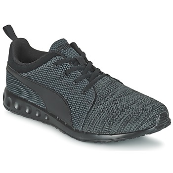 Παπούτσια Άνδρας Χαμηλά Sneakers Puma CARSON RUNNER CAMO KNIT EEA Black / Grey