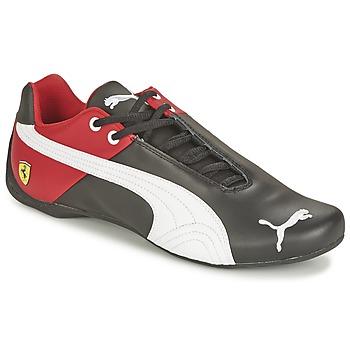 Παπούτσια Άνδρας Χαμηλά Sneakers Puma FUTURE CAT SF OG Black / Red / άσπρο