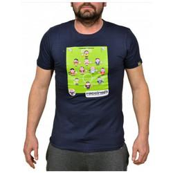 Υφασμάτινα Άνδρας T-shirt με κοντά μανίκια Faccine