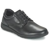 Παπούτσια Άνδρας Derby Salamander NANDO Black