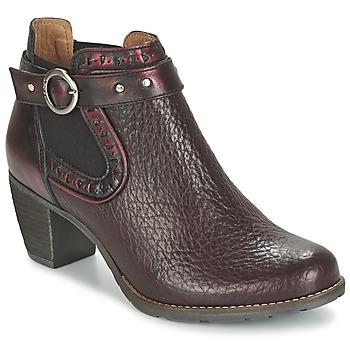 Παπούτσια Γυναίκα Χαμηλές Μπότες Dkode CLOA BORDEAUX