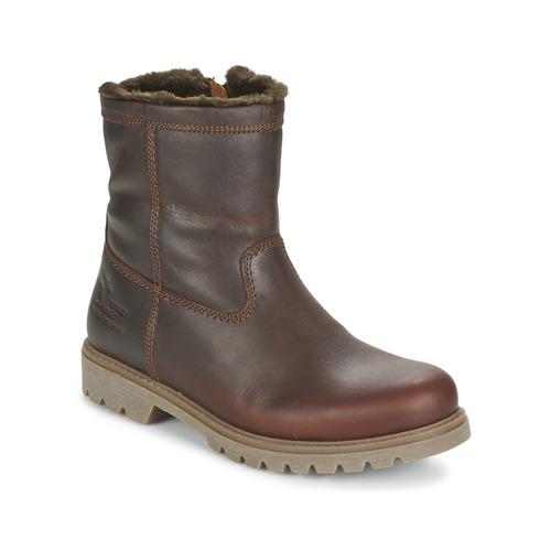 Παπούτσια Άνδρας Μπότες Panama Jack FEDRO Brown