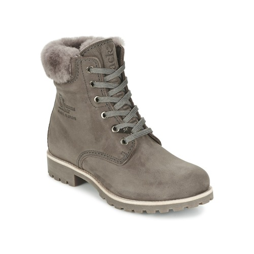 Παπούτσια Γυναίκα Μπότες Panama Jack PANAMA Grey