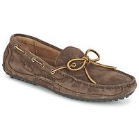Παπούτσια Άνδρας Μοκασσίνια Ralph Lauren WYNDINGS Brown