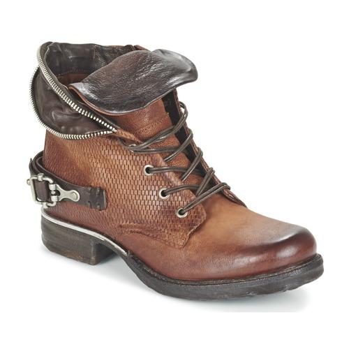 Παπούτσια Γυναίκα Μπότες Airstep / A.S.98 SAINT PA Brown