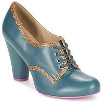 Παπούτσια Γυναίκα Χαμηλές Μπότες Cristofoli POSS CHAV Μπλέ / Πετρόλ