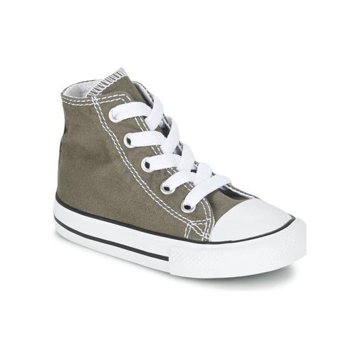 Παπούτσια Παιδί Ψηλά Sneakers Converse CHUCK TAYLOR ALL STAR CORE HI ANTHRACITE