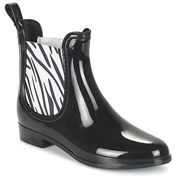 Παπούτσια Γυναίκα Μπότες βροχής Be Only BEATLE Black