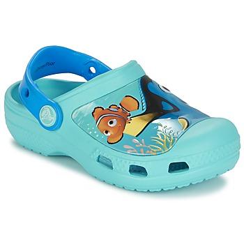 Παπούτσια Παιδί Σαμπό Crocs CC DORY CLOG μπλέ