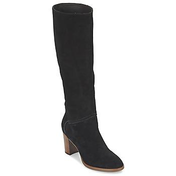 Παπούτσια Γυναίκα Μπότες για την πόλη JB Martin XAP Black