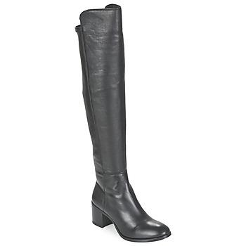 Παπούτσια Γυναίκα Μπότες για την πόλη Unisa FARIA Black