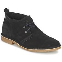 Παπούτσια Άνδρας Μπότες Jack & Jones GOBI SUEDE DESERT BOOT Grey