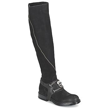 Παπούτσια Γυναίκα Μπότες για την πόλη Now CALOPORO Black