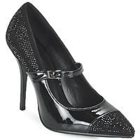Παπούτσια Γυναίκα Γόβες Luciano Barachini POUL Black