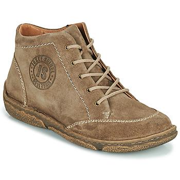 Παπούτσια Γυναίκα Μπότες Josef Seibel NEELE 01 Brown